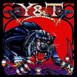 "Y&T ""Black Tiger"" LP"