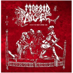 "MORBID ANGEL ""Live at the Power Company, 1985"" 2xLP"