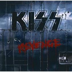 """KISS """"Revenge"""" CD"""