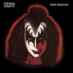 "KISS ""Gene Simmons"" CD"