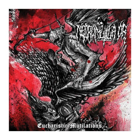 "NECROMUTILATOR ""Eucharistic Mutilations"" CD"