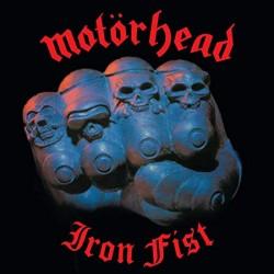 """MOTÖRHEAD """"Iron Fist"""" CD"""