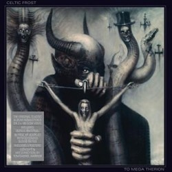 "CELTIC FROST ""To Megatherion"" Digibook CD"