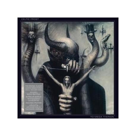 "CELTIC FROST ""To Megatherion"" Digibook CD"