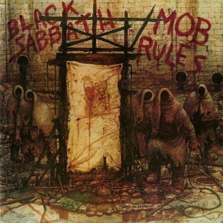 "BLACK SABBATH ‎""Mob Rules"" 2xCD"
