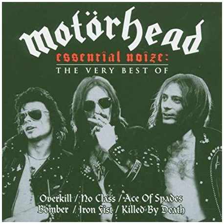 "MOTÖRHEAD ""Essential Noize - The very Best of"" CD"