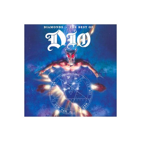 "DIO ""Diamonds – The Best of"" CD"