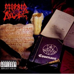 "MORBID ANGEL ""Covenant"" CD"