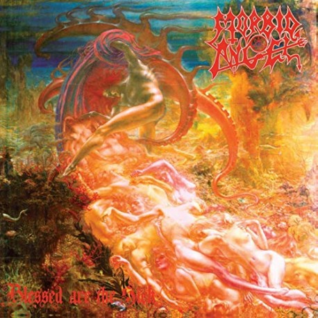 "MORBID ANGEL ""Blessed Are the Sick"" CD"