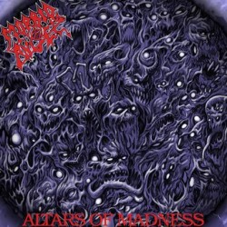 "MORBID ANGEL ""Altars of Madness"" CD"