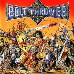 "BOLT THROWER ""War Master"" CD"