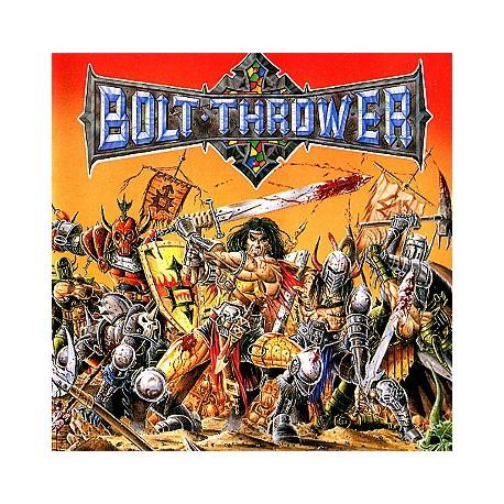 """BOLT THROWER """"War Master"""" CD"""