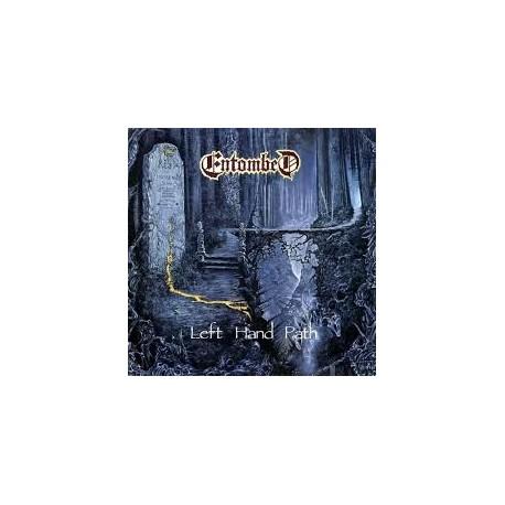 "ENTOMBED ""Left Hand Path"" CD"