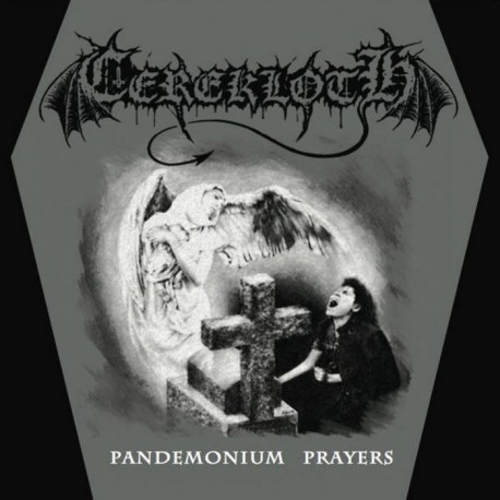 """CEREKLOTH """"Pandemonium Prayers"""" 7""""EP"""