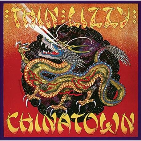 """THIN LIZZY """"Chinatown"""" LP"""
