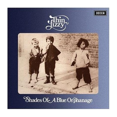 "THIN LIZZY ""Shades of a Blue Orphanage"" LP"