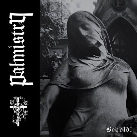 """PALMISTRY """"Behold!"""" CD"""