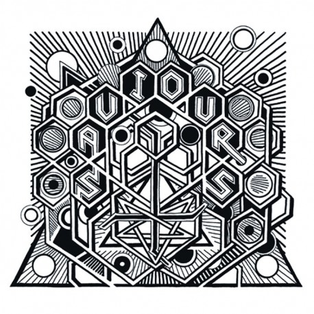 "SAVIOURS ""Death's Procession"" CD"