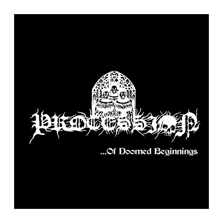 "PROCESSION ""Of Doomed Beginnings"" 7""EP"