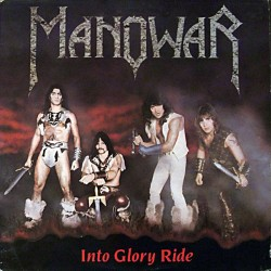 "MANOWAR ""Into Glory Ride"" CD"