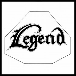 "LEGEND ""S/T"" LP"