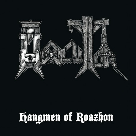 """HEXECUTOR """"Hangmen of Roazhon"""" T-Shirt"""