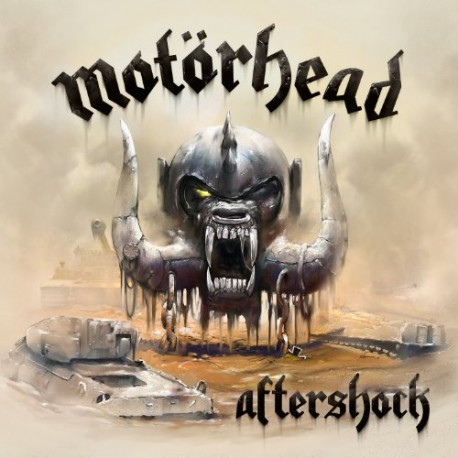 "MOTÖRHEAD ""Aftershock"" CD"