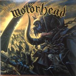 "MOTÖRHEAD ""We Are Motörhead"" CD"