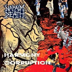 "NAPALM DEATH ""Harmony Corruption"" CD"