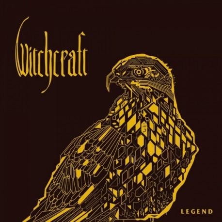 """WITCHCRAFT """"Legend"""" CD"""