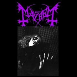 "MAYHEM ""Live in Leipzig"" 2xCD"