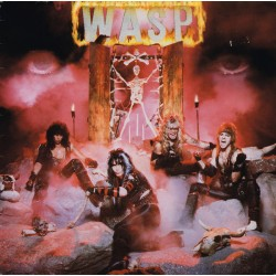 """W.A.S.P. """"S/T"""" LP"""