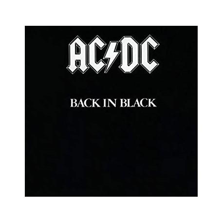 """AC/DC """"Back in Black"""" CD"""