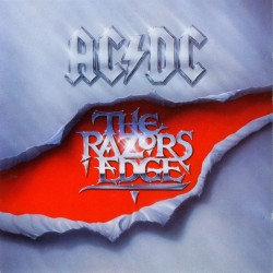 "AC/DC ""The Razors Edge"" CD"