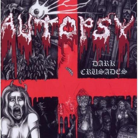 "AUTOPSY ""Dark Crusades"" CD"