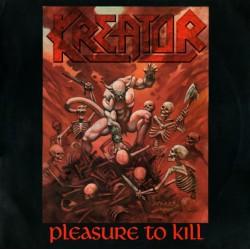 "KREATOR ""Pleasure To Kill"" CD"