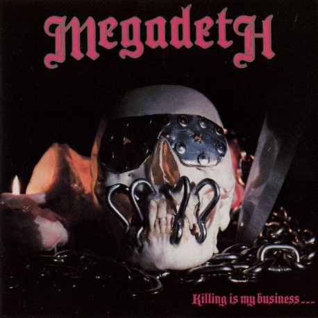 "MEGADETH ""Killing Is My Business... And Business Is Good!"" CD"