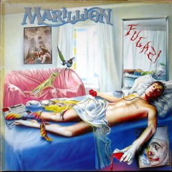 "MARILLION ""Fugazi"" CD"