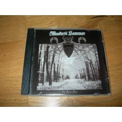 "MASTER'S HAMMER ""The Mass/The Jilemnicky Okultista - The Demo Days"" CD"