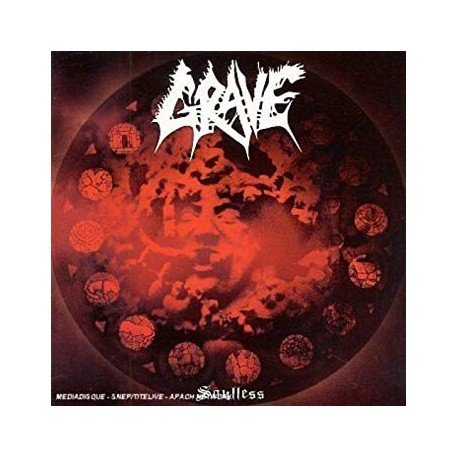 "GRAVE ""Soulless"" CD"