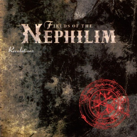 "FIELDS OF THE NEPHILIM ""Revelations"" 2xCD"