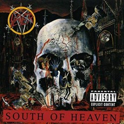 "SLAYER ""South of Heaven"" CD"