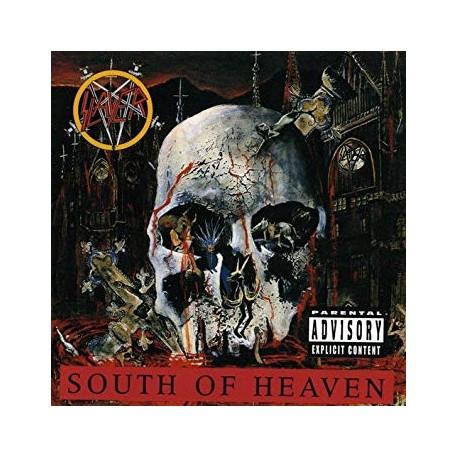 "SLAYER ""South of Heaven"" CD"