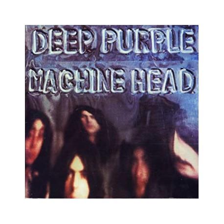 "DEEP PURPLE ""Machine Head"" CD"
