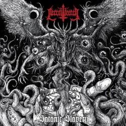 """NECROWRETCH """"Satanic Slavery"""" LP"""