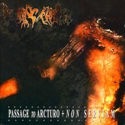 "ROTTING CHRIST ""Passage to Arcturo + Non Serviam"" 2xCD"