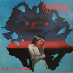 "SEPULTURA ""Schizophrenia"" CD"