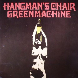 "HANGMAN'S CHAIR/GREENMACHINE 'S/T"" Split-EP"