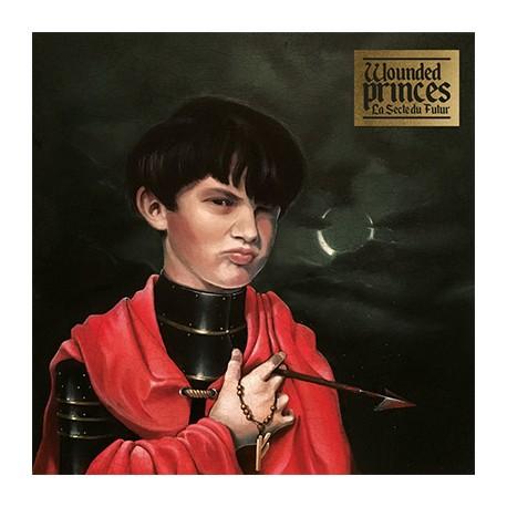 """LA SECTE DU FUTUR """"Wounded Princes"""" LP"""
