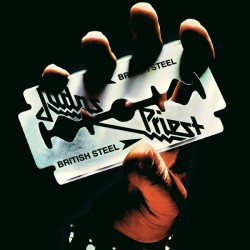 "JUDAS PRIEST ""British Steel"" CD"